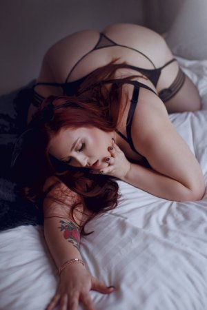 Lily tantra massage in Decatur